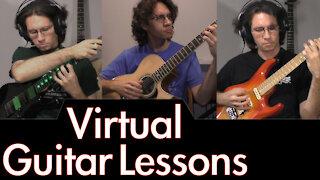 Learn Guitar Online!