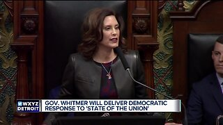 Whitmer to deliver State of the Union response at East Lansing High School