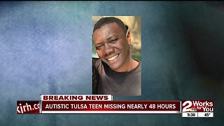 Autistic teen missing in Green Country