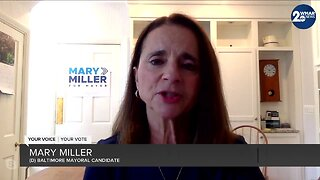 Baltimore Mayoral candidate Mary Miller on city's past racist housing practices