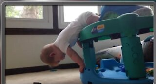 Funny fails baby video clips // cute baby fall down video clips.