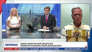 Biden Delivers Remarks on Troop Withdrawal From Afghanistan