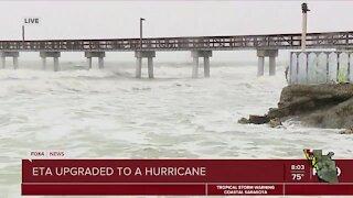 The latest on Hurricane Eta from Fort Myers Beach