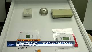 Save with Milwaukee County's Energy Assistance Program