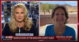 The Real Story - OANN Full Forensic Audit with Dr. Kelli Ward