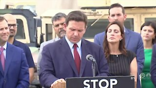 Governor DeSantis signs bills to fight foreign influence