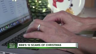 12 scams of Christmas, part 2