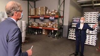 Full interview: Joe Biden talks Supreme Court, school choice with Charles Benson