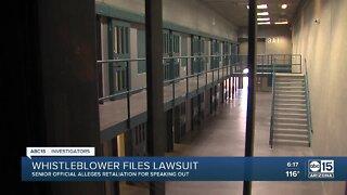 Whistleblower files lawsuit over retaliation