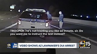 Arizona Speaker-elect announces disciplinary action against state Rep. Cook after DUI arrest