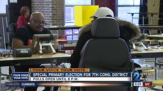 Special Primary Election coverage continues