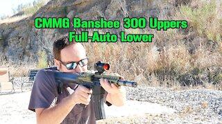 CMMG Banshee 300 Upper Receivers: TTAG Range Review