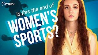 Biological Men in Women's Sports: How Is It Fair?!