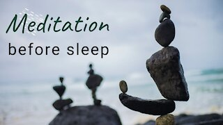 Let Go of the Day: Guided Meditation Before Sleep