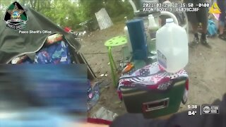 Pasco County deputy's dramatic rescue caught on video