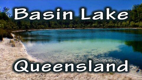 Basin Lake Hike - Fraser Island, Queensland