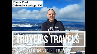 Pike's Peak in Colorado Springs, CO with Troyer's Travels