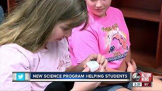 New science program helping home-school students in Hernando County
