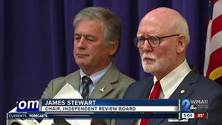 Independent Review Board Defends Findings