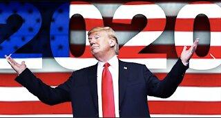 Trump Will Never Quit