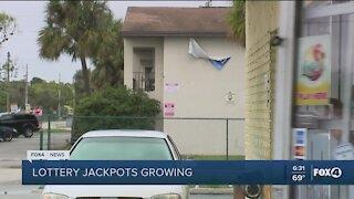 Lottery jackpot at $231 million