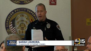 Chandler citizen review board working to hold officers' accountable