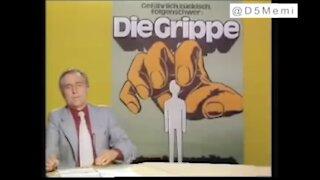 ZDF en 1979 sur la manipulation par la peur en politique. Sous-titré en français.