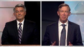 Debate: Hickenlooper and Gardner on Colorado's tourism economy
