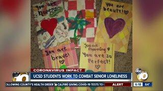UCSD students start program to combat senior loneliness