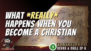 What *Really* Happens When Someone Becomes a Christian