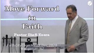 Move Forward in Faith