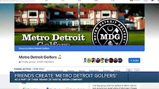 Metro Detroit Golfers group growing by the day