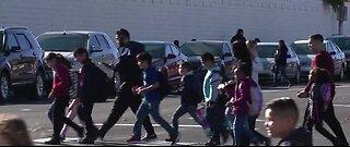 Las Vegas school zone safety
