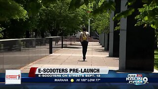 Tucson Department of Transportation hosts e-scooter pre-launch event