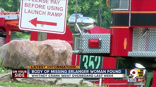 Body of missing Erlanger woman found