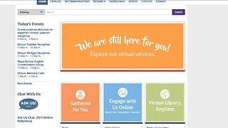 Denver library offering programs online