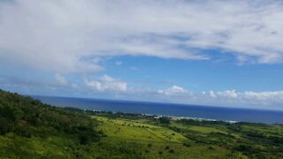 Kalepa Mountain lookout