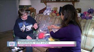 Community Baby Shower: Handmade with Love