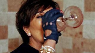 Drunk Kris Jenner is Back! Khloe Kardashian and Scott Disick Pranks on KUWTK