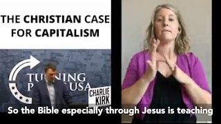 Christian Case for Capitalism: It's rooted in the Bible
