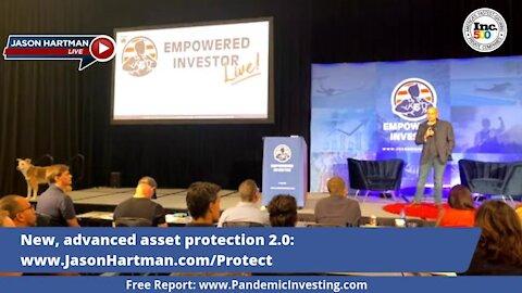 George Gammon Speaking at Empowered Investor Live