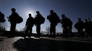 Thousands Of National Guard Members To Stay In D.C. Into Mid-March