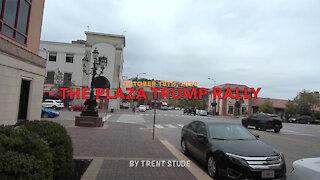 The Plaza Trump Rally