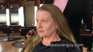 I Finally Feel Pretty: A MAKEOVERGUY® Makeover