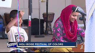 Holi Festival of Colors and Music in Boise