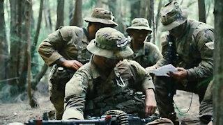 SFAB Warrior Jungle Operations