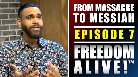 Orlando Pulse Survivors Now Preach Christ - Luis Ruiz & Angel Colon (Part 1) - Freedom Alive™ Ep 7