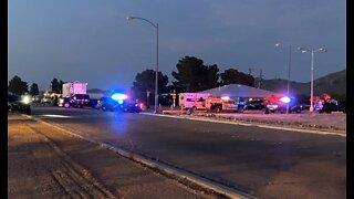 Nevada Highway Patrol: 1 dead in road rage incident in Jean