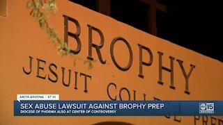 Sex abuse lawsuit filed against Brophy Prep