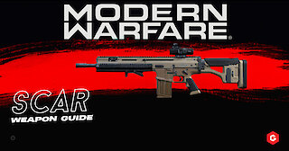 Modern Warfare: FN Scar 17s Setup And Best Attachments For Your Class